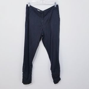 Daughters of the Liberation ruched Ankle Pants